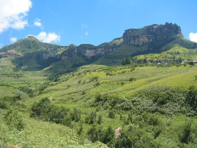 Le Drakensberg, Royal Natal National Park