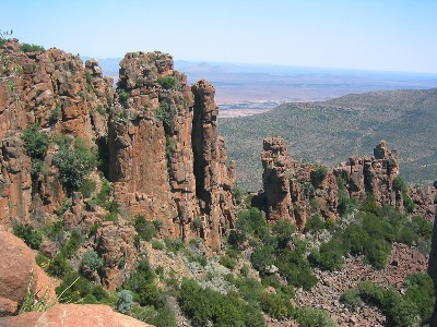 Karoo Nature Reserve, Valley of Desolation