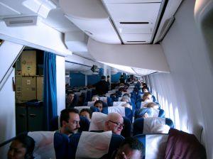 Les bagages en voyage quoi apporter proposition d 39 une for A l interieur de l avion