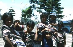 Photo de famille, Guatémala