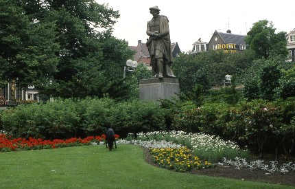 Amsterdam, Place Rembrandt