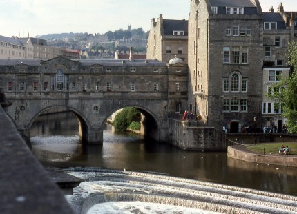 Bath, Pulteney Bridge