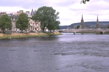 Inverness, Écosse
